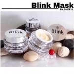**พร้อมส่ง**Blink Mask by Cheryl 30 g. มาร์กสูตรเข้มข้น ที่ช่วยฟื้นฟูผิวหน้า ปรนนิบัติผิวหน้ายามค่ำคืน ขาว เนียน ใส แม้นอนดึกก็ไม่โทรม มี อย.100% สวย ใส เด้ง ตั้งแต่คืนแรกที่ได้ลองสัมผัส ,