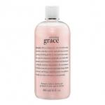 **พร้อมส่ง**Philosophy Amazing Grace Shampoo Bath & Shower Gel 480 ml. ค้นพบประสบการณ์อาบน้ำที่หรูหราที่สุด ครีมอาบน้ำ 3 in 1 ขวดใหญ่สุดคุ้ม ช่วยทำความสะอาดอย่างอ่อนโยน ปรับสภาพให้ผิวและเส้นผมนุ่มเนียน ที่การันตีความดีเลิศด้วยรางวัล Winner of Gelshowe ,