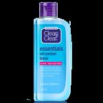 Clean&Clear คลีน แอนด์ เคลียร์ เอสเซนเชียล ออยล์คอนโทรล โทนเนอร์ 100 มล.