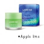 **พร้อมส่ง**Laneige Lip Sleeping Mask Milkyway Fantasy Apple Limeกลิ่นแอปเปิ้ล ทรีทเมนต์มาสก์สูตรเข้มข้น เพื่อการบำรุงริมฝีปากที่เหนือกว่าลิปบาล์มทั่วไป ลดความแห้งกร้าน คืนความชุ่มชื่น พร้อมฟื้นฟูให้ริมฝีปากเรียบเนียน ,