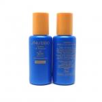 **พร้อมส่ง**Shiseido Perfect UV Protector SPF 50+ PA++++ ขนาดทดลอง 15 ml. กันแดดโลชั่นน้ำนม มอบความรู้สึกเบาสบายผิว ไม่เหนียวเหนอะหนะ ให้การปกป้องรังสี UV อย่างมีประสิทธิภาพ แม้ต้องเผชิญกับน้ำและเหงื่อ หรือทำกิจกรรมใดๆที่มักลดประสิทธิภาพการปกป้องรังสี UV
