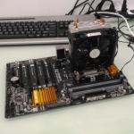 i5-4440 + GA-H97-D3H + Hyper 103