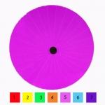 ร่มผ้าแพร ร่มบ่อสร้าง ร่มเชียงใหม่สีพื้นไม่มีลวดลาย ขนาด 7-17นิ้ว ราคาถูกที่สุด โทร081-034-082