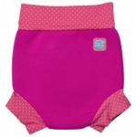 พร้อมส่ง Splash About Happy Nappy Pink/Pink Mango Dots