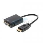 Converter HDMI TO VGA (AUDIO) Cable