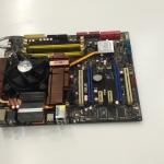 ASUS P5E + Q9300