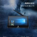 PiPO X12 Win10 จอ 10.8นิ้ว Ram 4GB ,Rom 64GB แบต10000mAh พร้อมปากกาเขียนหน้าจอ