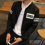 เสื้อเเจ๊คเก็ต ดำ