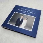 """อัลบั้ม 100 รูป (4x6"""") Square Frame - สั่งทำใส่รูปถ่าย"""