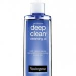 Neutrogena Deep Clean Cleansing Oil 200 ml. นูโทรจีน่า ดีฟ คลีนซิ่ง ออยล์ 200 มล.