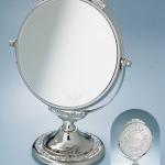 **พร้อมส่ง**Jill Stuart Table Mirror Limited Edition กระจกตั้งโต๊ะรุ่นลิมิเต็ดจาก จิล สจ๊วต (Stand Mirror) ที่สาวๆถามหา ประดับเพชรของ Swarovski กระจกเส้นผ่าศุนย์กลางประมาณ 15 ซม. ความสูงจากฐานถึงขอบกระจกบน 30 ซม. ตัวกระจกสามารถปรับได้ วัสดุทำด้วยเหล็กอย่า