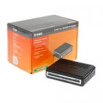 5 port S/W 10/100 HUB D-LINK (DES-1005A)