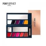 **พร้อมส่ง**Pony Memebox Effect Shine Easy Glam Blossom Lip Color ลิปสติกเนื้อแมทจาก Pony พิกเม้นละเอียด สีแมทสุดๆ เกลี่ยง่าย ติดทนทั้งวัน ,