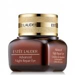 **พร้อมส่ง**Estee Lauder Advanced Night Repair Eye Synchronized Complex II 15ml. เจลครีมบำรุงผิวรอบดวงตาประสิทธิภาพสูง มอบความชุ่มชื่นเต็มที่ ด้วยนวัตกรรมใหม่ที่เสริมอานุภาพแห่งค่ำคืนให้เต็มประสิทธิภาพ ช่วยลดเลือนสัญญาณความร่วงโรยแห่งวัยสำหรับผิวรอบดวงตา