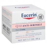 ครีมบำรุงผิวหน้า Eucerin Q10 Anti-Wrinkle Face Creme ขนาด 48g.