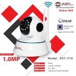 โปรโมชั่น12-12AST BY ASTUN ROBOT WIFI รุ่น AST-F10 ความละเอียด 1.0MP (ไม่รวมเมมโมรี่การ์ด)