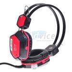Headset 'OKER' SM-715 (Red)