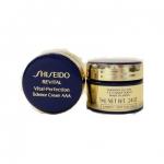 **พร้อมส่ง**Shiseido Revital Vital-Perfection Science Cream AAA ขนาดทดลอง 7 ml. ครีมบำรุงผิวหลากประสิทธิภาพเพื่อช่วยพลิกฟื้นคืนความอ่อนเยาว์ให้ผิวพรรณดูเรียบเนียน พร้อมคืนความยืดหยุ่นและความกระจ่างใส ลดเลือนเส้นริ้วรอยก่อนวัย ,