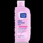 Clean&Clear คลีน แอนด์ เคลียร์ เคลียร์ แฟร์เนส โทนเนอร์ 100 มล.