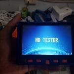 เครื่องเทสกล้อง 4 ระบบ AST-Tester CCTV 5 นิ้ว 4 in 1 AST-K5800