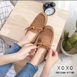 รองเท้าคัทชู Style TOD (สีน้ำตาล)