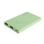 "POWER BANK 11000 mAh ""eloop"" (E12) Green**แท้100%"