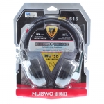 Headset 'NUBWO' 515 (Black)