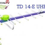 แผงเสาอากาศ DIGITAL Thaisat TD-14 E ***(จัดส่ง 6 ต้นขึ้นไป)