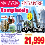 SIN05 Completely Malay-Sin 6D5N (SL) (มี.ค.-ต.ค.2017)