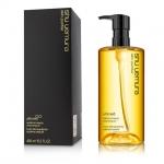 **พร้อมส่ง**Shu Uemura Skin Purifier Ultime8 Sublime Beauty Cleansing Oil 450 ml. สีน้ำตาล ชู อูเอะมูระ คลีนซิ่งออยล์สำหรับทุกสภาพผิว ออยล์ล้ำค่า ช่วยต้านปัญหาผิวทุกประการ รวมคุณสมบัติ 8 ชนิด จากสุดยอดพืชเอเชียเสริมคุณค่าพลังแห่งชีวิต เพื่อการทำความสะอาดผ