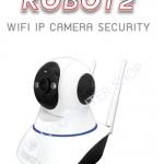 PSI ROBOT กล้อง WIFI IP CAMERA SECURITY HD รุ่น ROBOT2-PSI ROBOT2(ไม่รวมเมมโมรี่ / ไม่รวมเซ็นเซอร์)