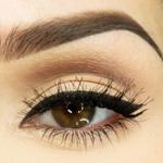 คิ้ว/มาสคาร่า/eye liner/eye shadow