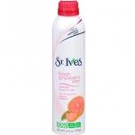 **พร้อมส่ง**St Ives Fresh Hydration Lotion Spray 184 g. สเปรย์โลชันบำรุงผิว เพื่อผิวนุ่มชุมชื้นสุขภาพดี ดีกว่าโลชั่นทั่วไปตรงที่ซึมง่ายมาก เนื้อบางเบา ไม่เหนียวเหนอะหนะ สูตรนี้เป็นสูตรที่มีส่วนผสมจากCitrusและVitaminC เพื่อให้ผิวดูขาวกระจ่างใส มีชีวิตชีวาจ