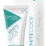 แพน คริสตัล ไวท์ ไวท์ โค๊ด Pan Crystal White-White Code ขนาด 30 กรัม