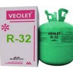 น้ำยาแอร์ R-32 VEOLET บรรจุ 7 kg. ขายพร้อมถัง