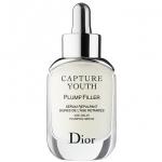 **พร้อมส่ง**Christian Dior Capture Youth Plump Filler Age-Delay Plumping Serum 30 ml. เซรั่มสูตรใหม่ สูตรไฮยาลูรอนเพื่อผิวอ่อนเยาว์ ช่วยเติมเต็มผิว ให้เต่งตึงเรียบเนียนอิ่มเอิบ พร้อมสำหรับฟื้นฟูผิวและช่วยให้แต่งหน้าได้ติดทนขึ้น ,