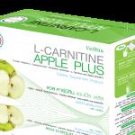 Verena L- Carnitine Apple Plus เวอรีน่า แอล-คาร์นิทีน แอปเปิ้ล พลัส 1 กล่อง