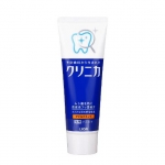 *พร้อมส่ง*Lion Clinica Fluoride Toothpaste Mild Mint 143g. ยาสีฟันสูตรผสานพลังการปกป้องและดูแลสุขภาพช่องปากให้สุขภาพดี ด้วยส่วนผสมของฟลูออไรด์ ป้องกันฟันผุ ลดการสะสมของแบคทีเรีย ซึ่งเป็นสาเหตุหลักของการเกิดคราบพลัค พร้อมมอบกลิ่นหอมอ่อนๆ ของ Mild Mint ให้ล