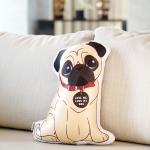 หมอนปั๊ก Pug Pillow