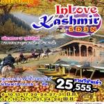 SG_Kashmir Lover AUTUMN 5D3N (เดินทาง ตุลาคม - พฤศจิกายน 61)