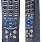 รีโมททีวีรวมทุกยี่ห้อ HUAYU HR-133+ID