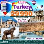 TK04 ENJOY TURKEY (วันนี้-ก.ค.60)