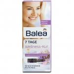 *พร้อมส่ง*Balea 7 tage Wellness-Kur (7 Days Ampoules Treatment Wellness Program) 7 x 1 ml. แนะนำสำหรับผิวอายุ 40-60 ปี เซรั่มผสมน้ำมันเข้มข้น มีส่วนผสมของน้ำมันอาร์แกน, ไฮยาลูรอนเข้มข้น โปรวิตามินบี 5 เหมาะสำหรับผิวที่ขาดความชุ่มชื่น ทำให้ผิวที่มีริ้วรอย