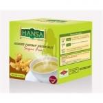Ginger instant drink mix Hunsa - หรรษา ขิงผงชงละลาย สูตรชูการ์พรี