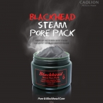 พร้อมส่ง : Blackhead Steam Pore Pack Heating Steam Effects