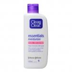 Clean&Clear คลีนแอนด์เคลียร์ เอสเซนเชียล ออยล์ฟรี มอยซ์เจอร์ไรเซอร์ 100 มล.