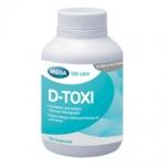Mega We Care D-Toxi ผลิตภัณฑ์ เมก้า วีแคร์ ดี-ท๊อกซี่ 30 แคปซูล