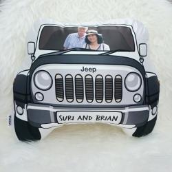 หมอนรถ Jeep