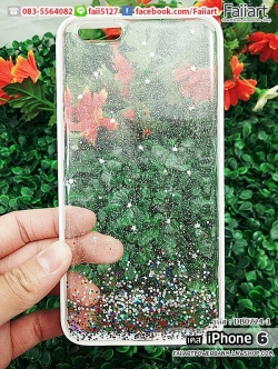 เคสiPhone6 ประดับกากเพชร