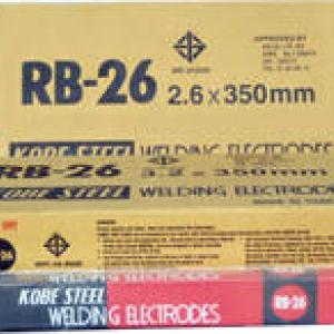 ลวดเชื่อมโกเบ KOBE-RB26 ขนาด 2.6